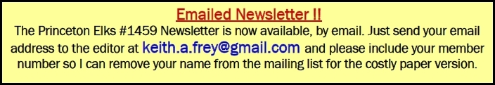 Emailed Newsletter