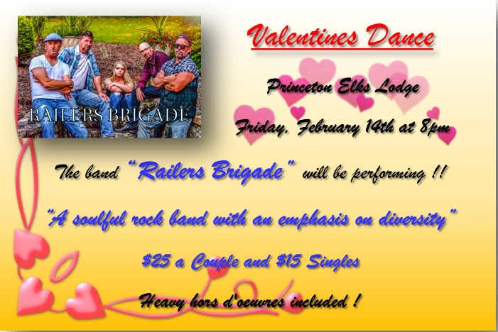 Valentines Dance - February 14